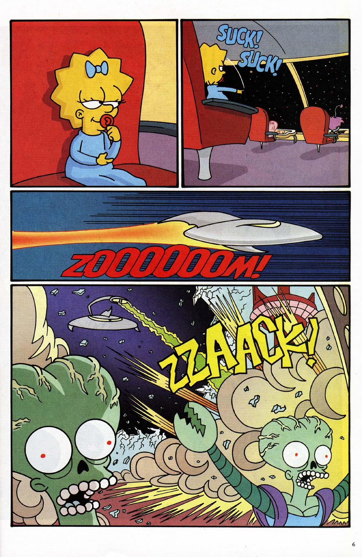Read online Simpsons Comics Presents Bart Simpson comic -  Issue #15 - 27