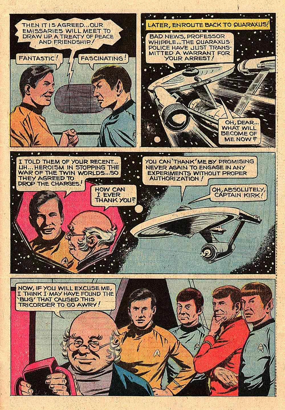 Star Trek (1967) issue 51 - Page 24