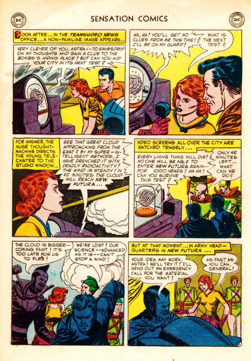 Read online Sensation (Mystery) Comics comic -  Issue #106 - 29