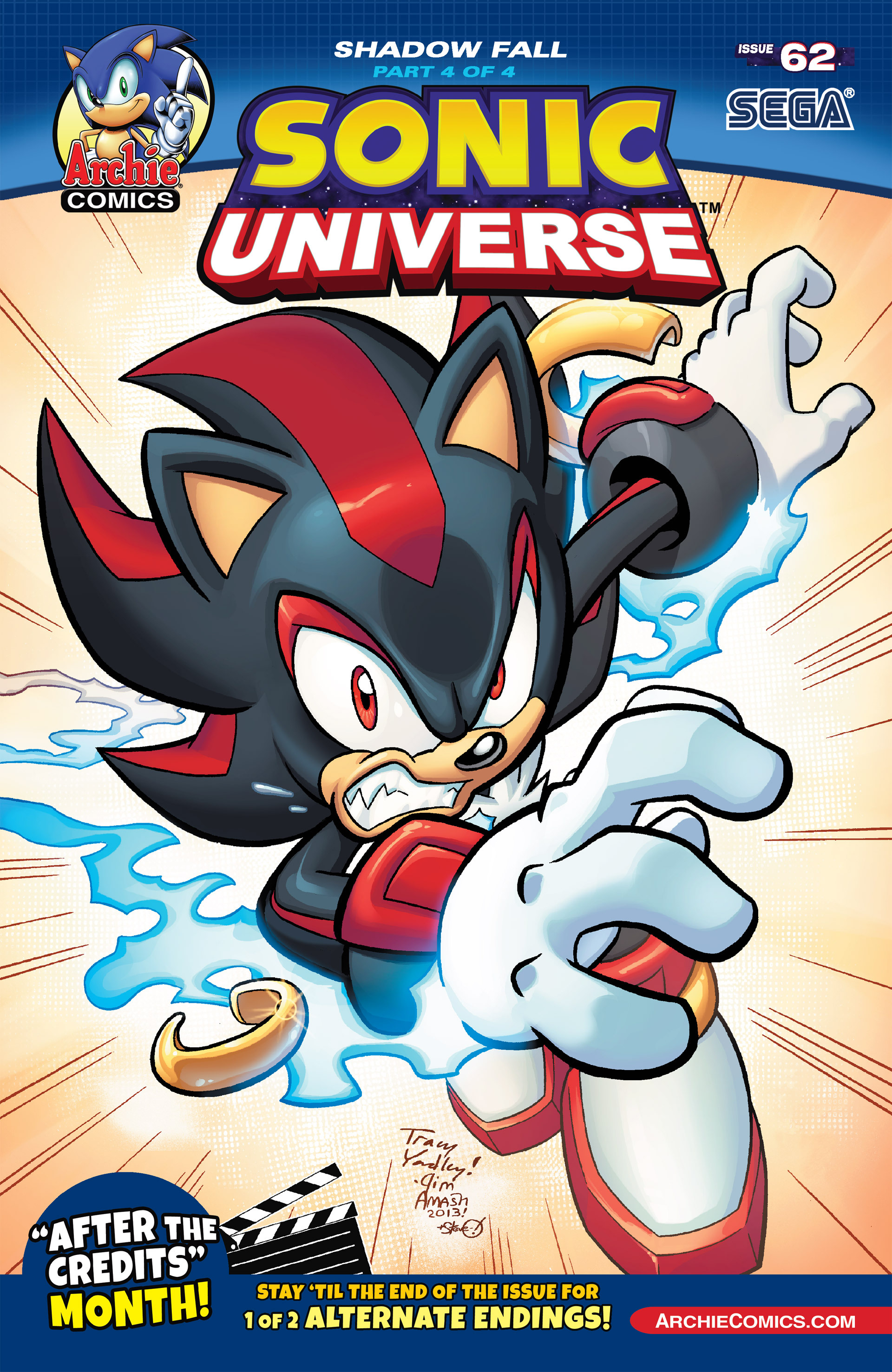 Sonic Universe 62 Page 1