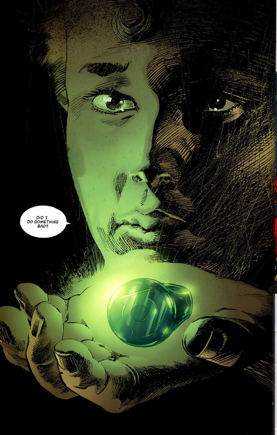 Read online Green Lantern: Legacy: The Last Will and Testament of Hal Jordan comic -  Issue # TPB - 39