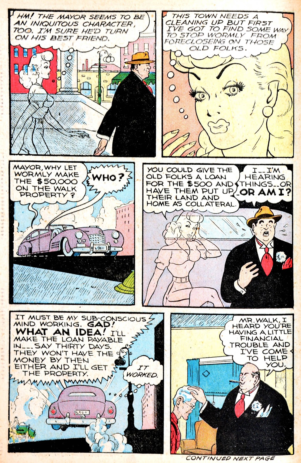 Read online Famous Funnies comic -  Issue #120 - 12
