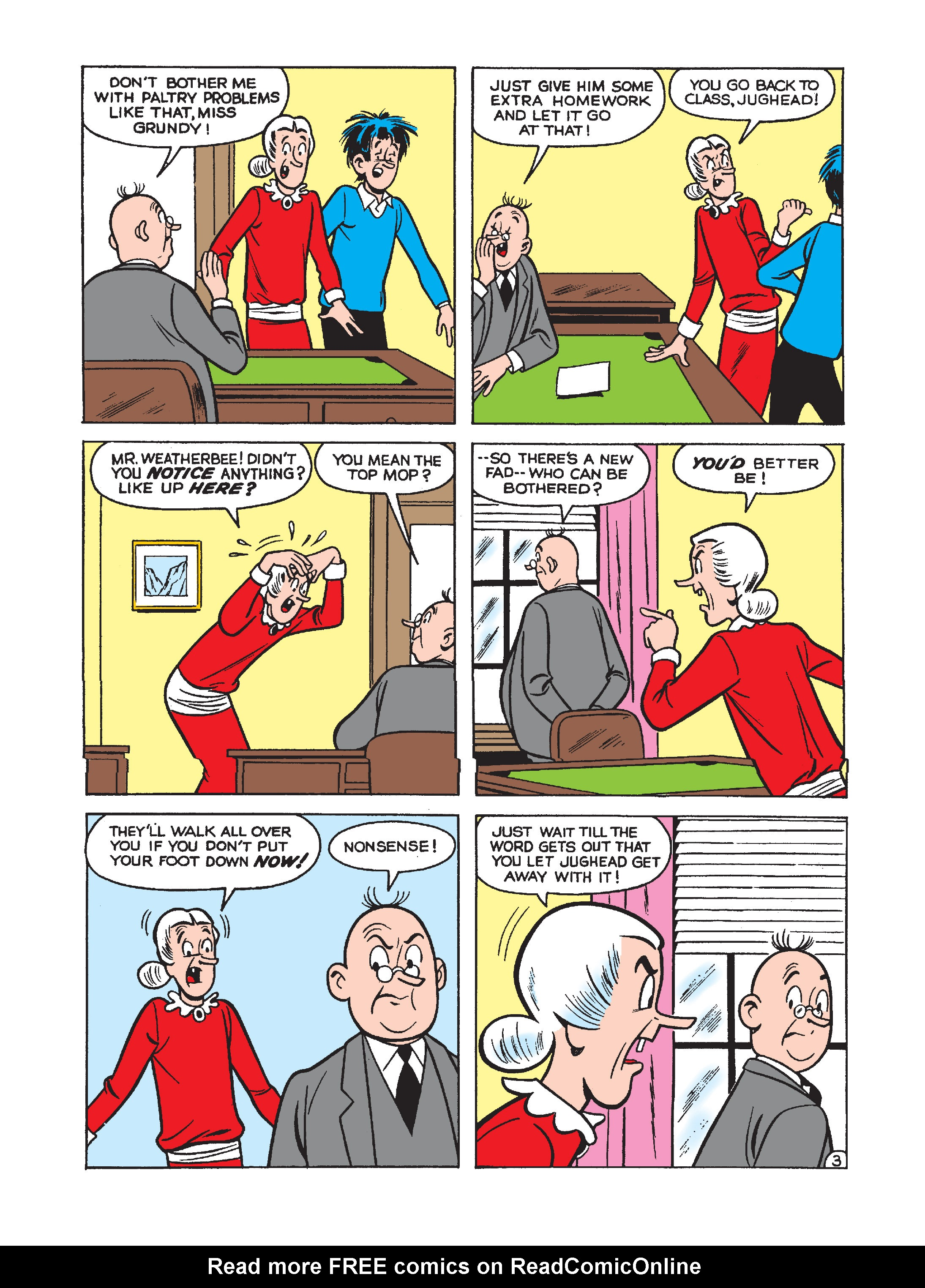 Read online Archie 75th Anniversary Digest comic -  Issue #3 - 111