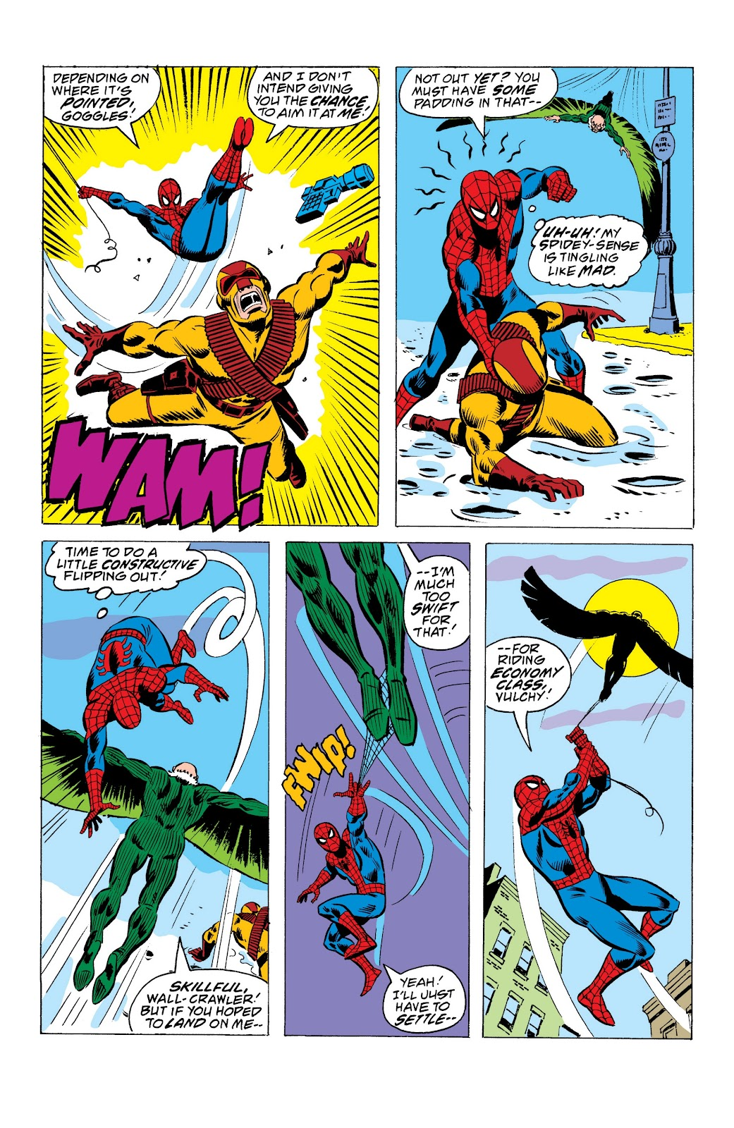 Read online Marvel Masterworks: The Spectacular Spider-Man comic -  Issue # TPB (Part 1) - 92