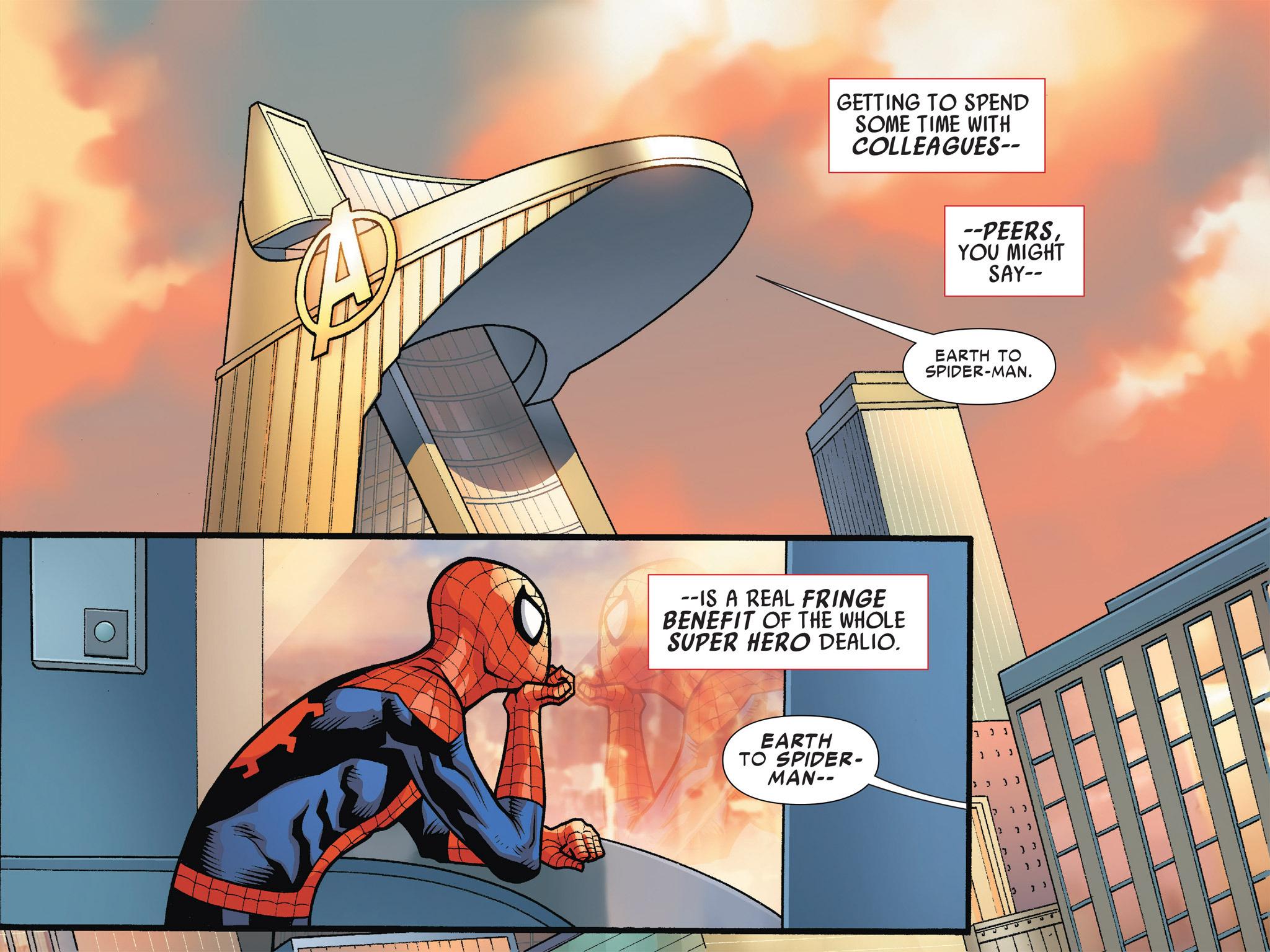 Read online Ultimate Spider-Man (Infinite Comics) (2016) comic -  Issue #4 - 6