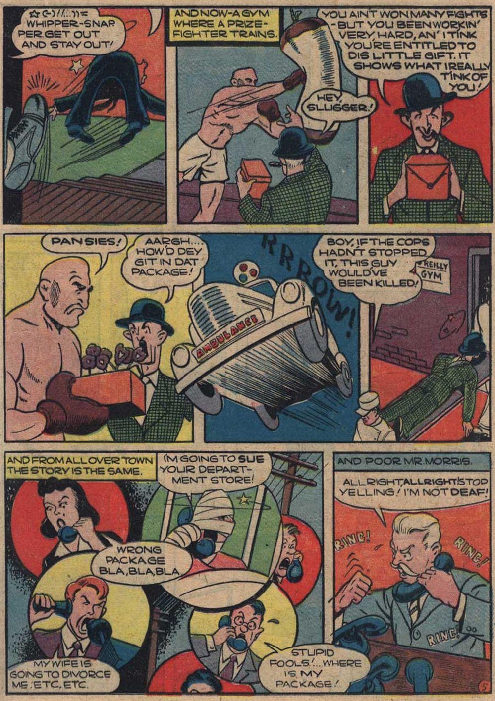 Zip Comics 25 Page 34