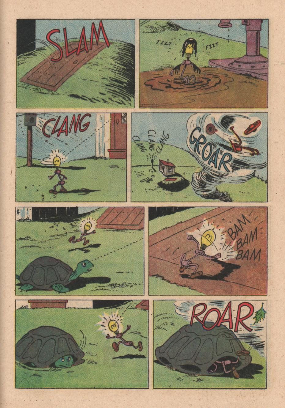 Read online Uncle Scrooge (1953) comic -  Issue #24 - 25