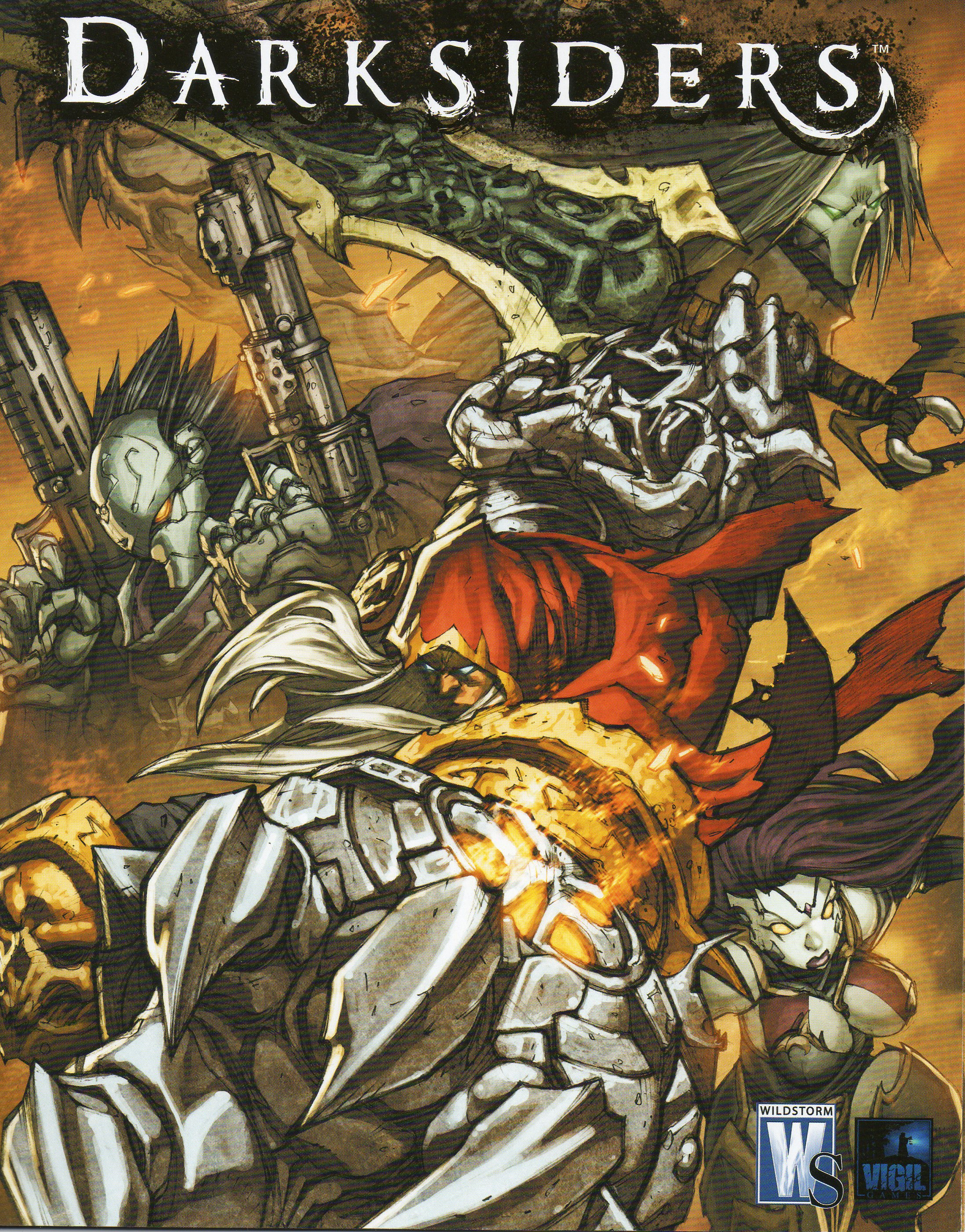 Darksiders Full Page 1
