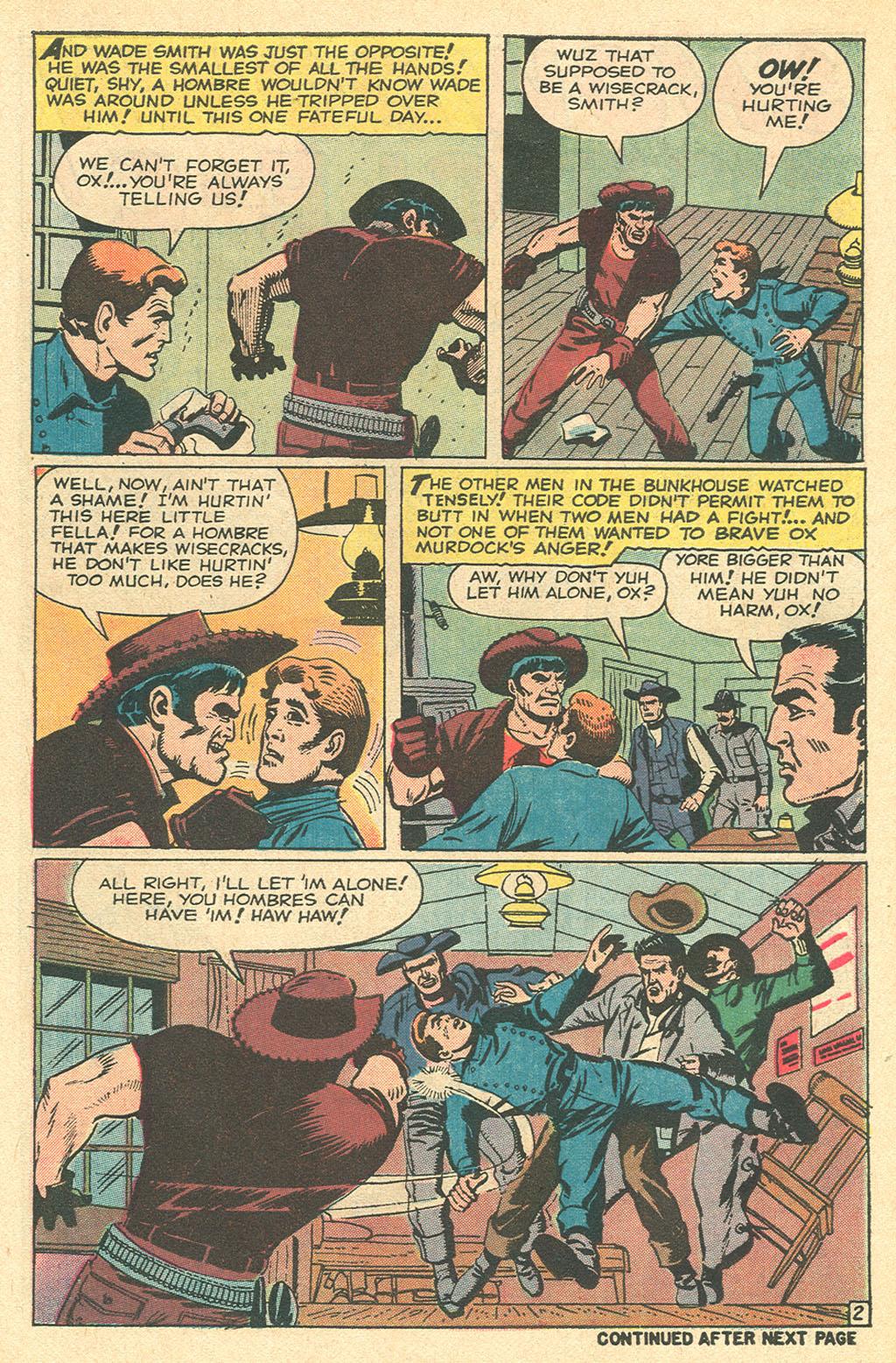 Read online Two-Gun Kid comic -  Issue #105 - 29