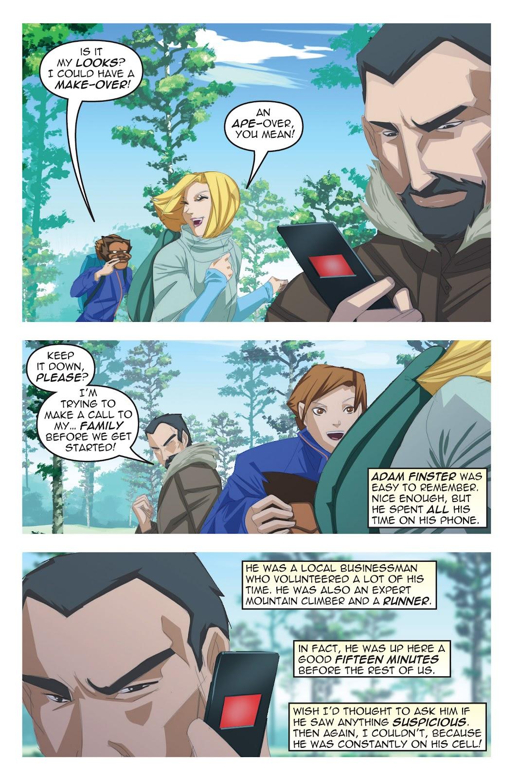 Read online Nancy Drew comic -  Issue #19 - 19