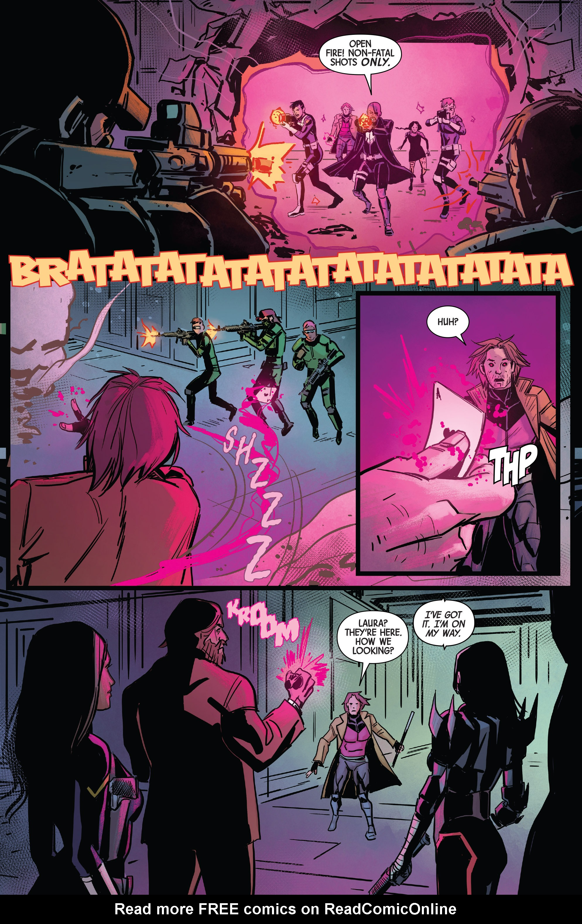 Read online All-New Wolverine (2016) comic -  Issue #18 - 10