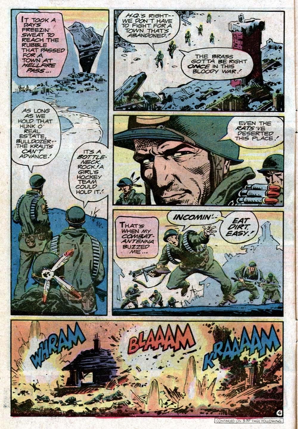 Read online Sgt. Rock comic -  Issue #352 - 7