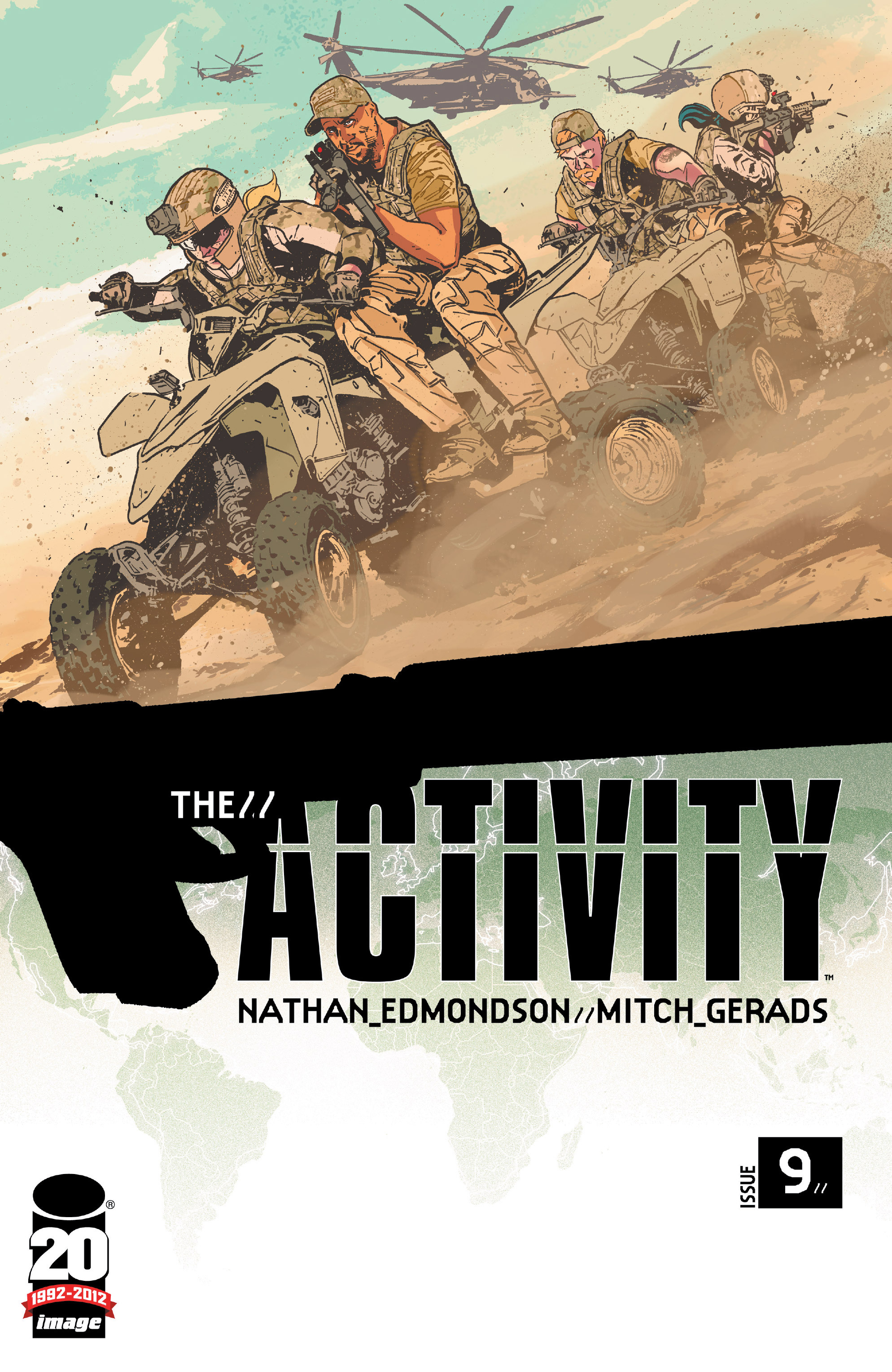 Read online The Activity comic -  Issue #9 - 1