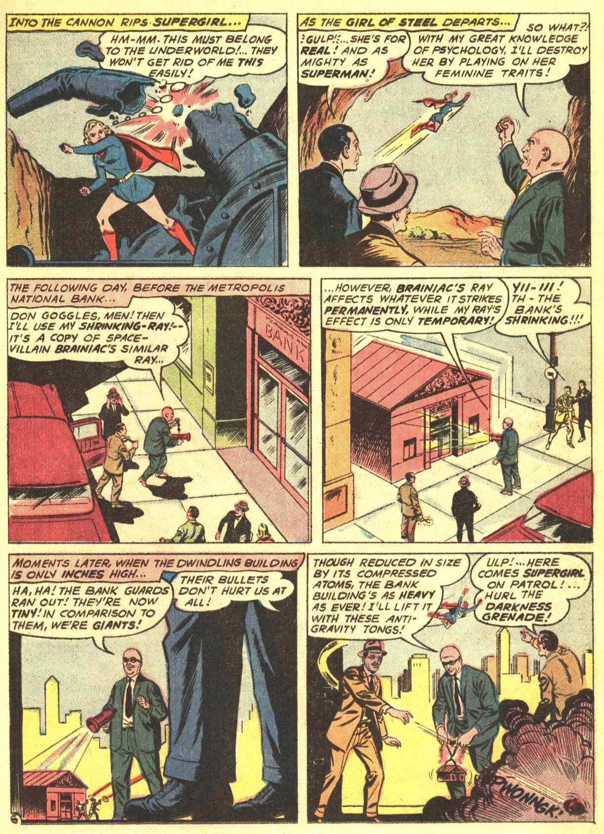 Action Comics (1938) 355 Page 21