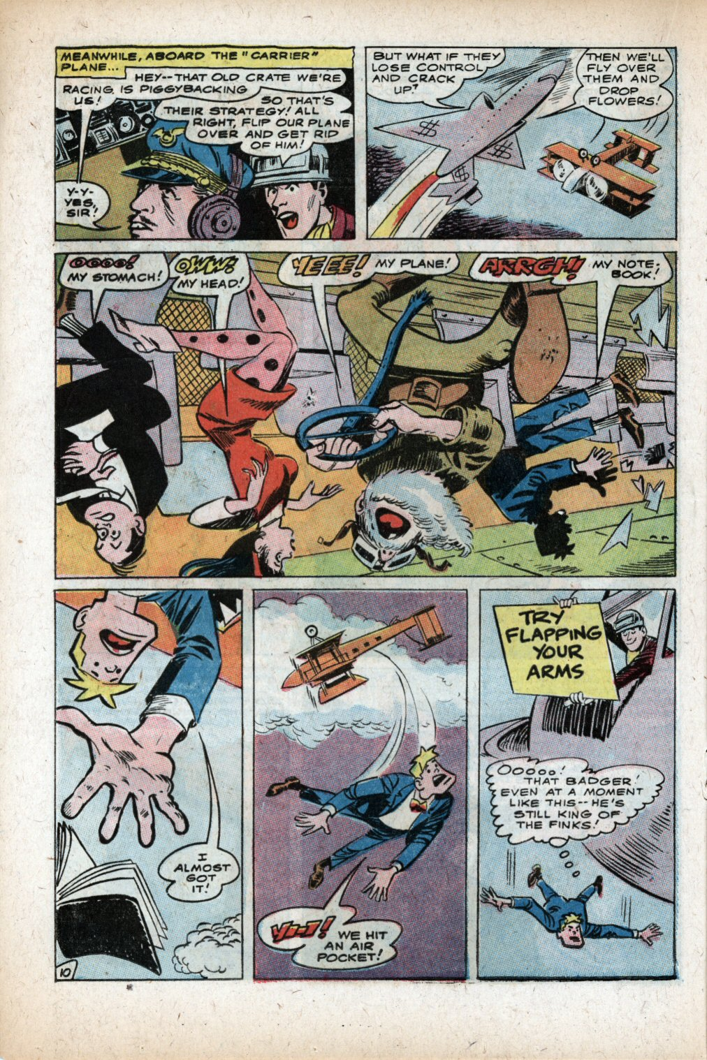 The Adventures of Bob Hope issue 105 - Page 16