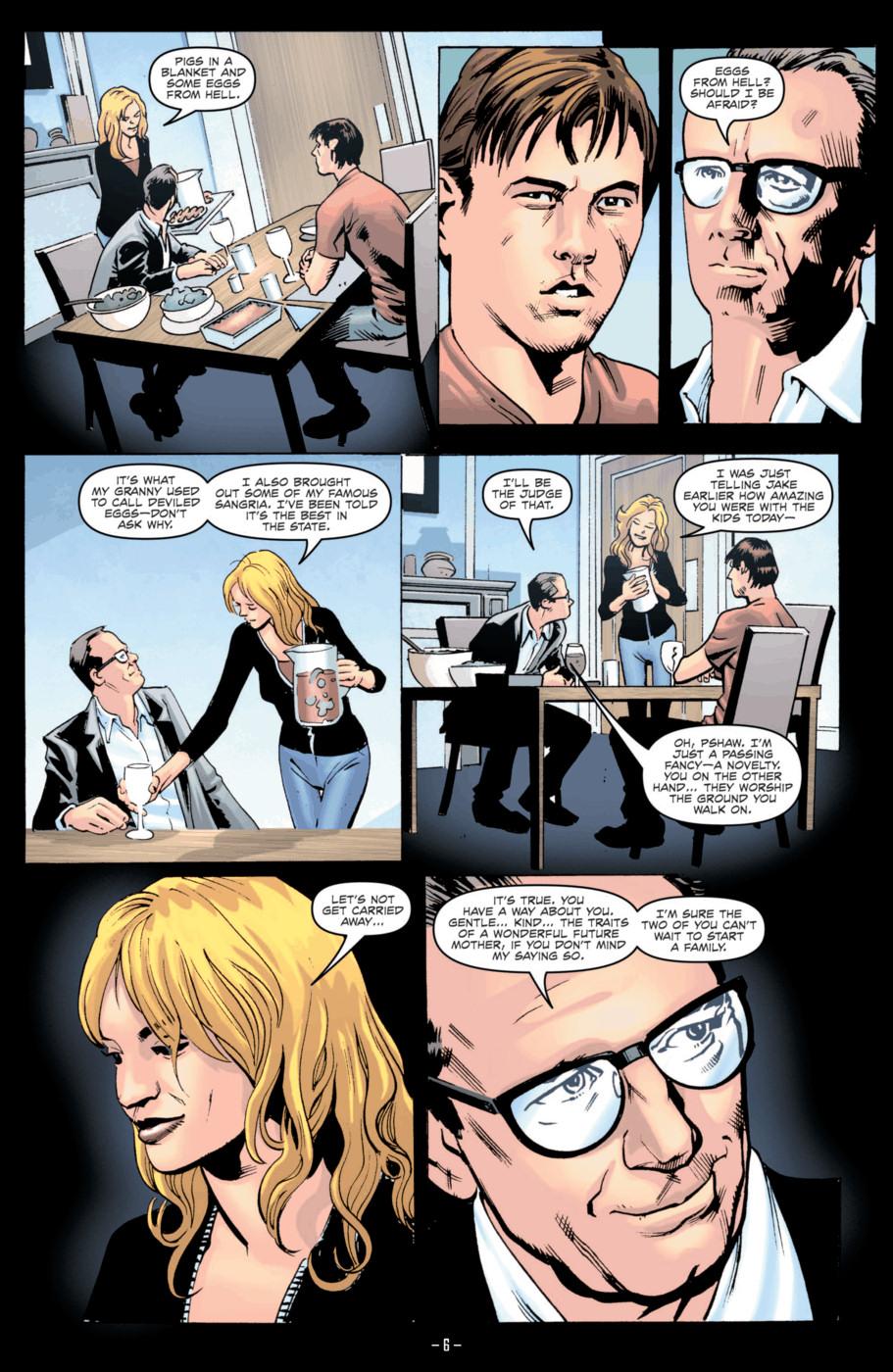 Read online Jericho Season 4 comic -  Issue #2 - 8