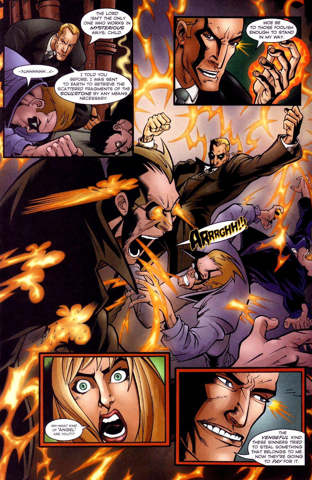 Read online Jezebelle comic -  Issue #3 - 5