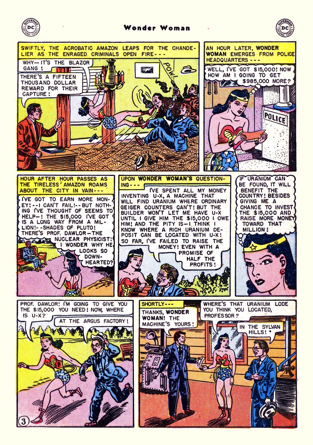 Read online Wonder Woman (1942) comic -  Issue #59 - 29