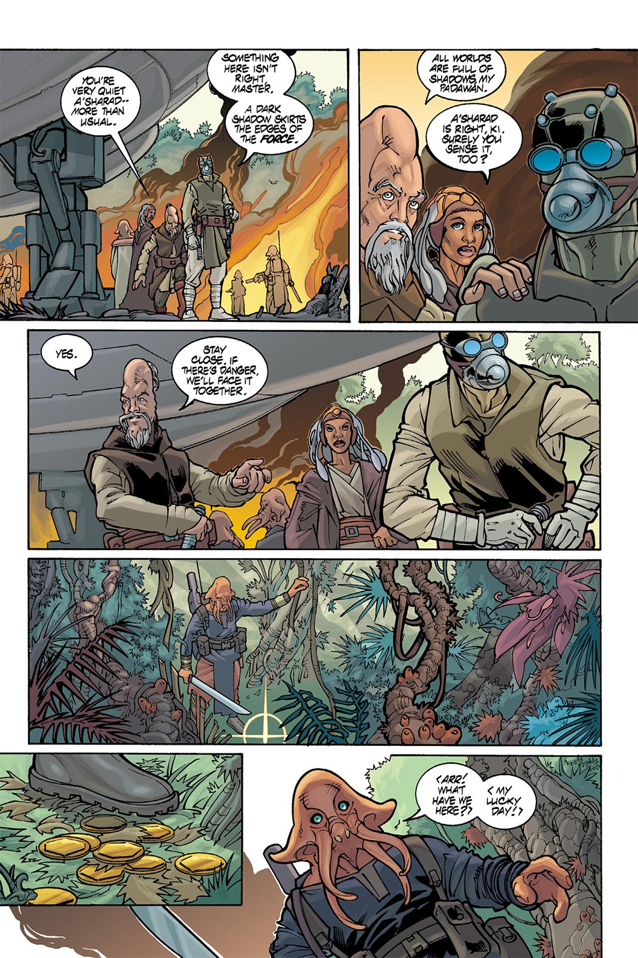 Read online Star Wars Omnibus comic -  Issue # Vol. 10 - 97