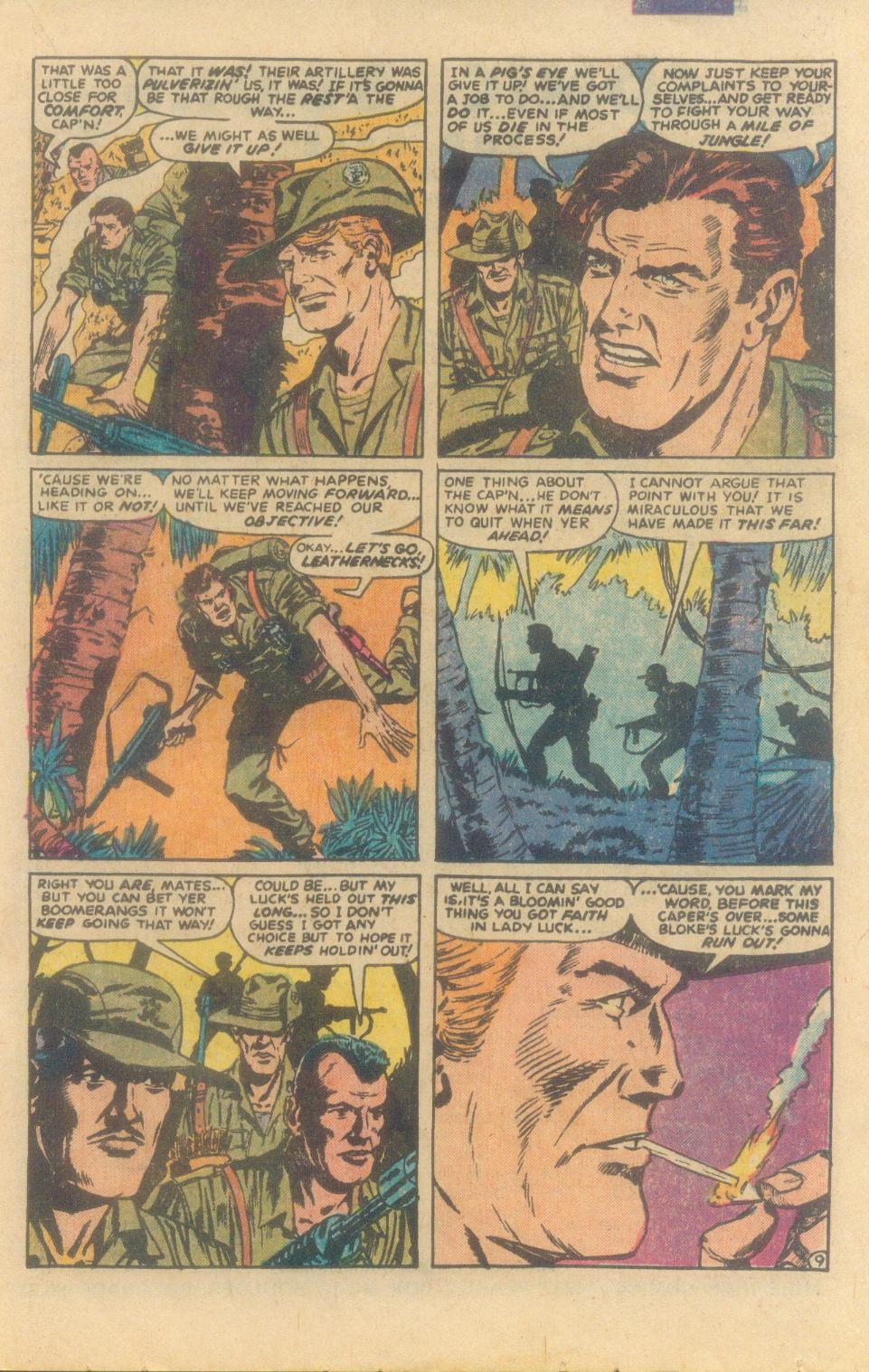 Read online Sgt. Fury comic -  Issue #160 - 17