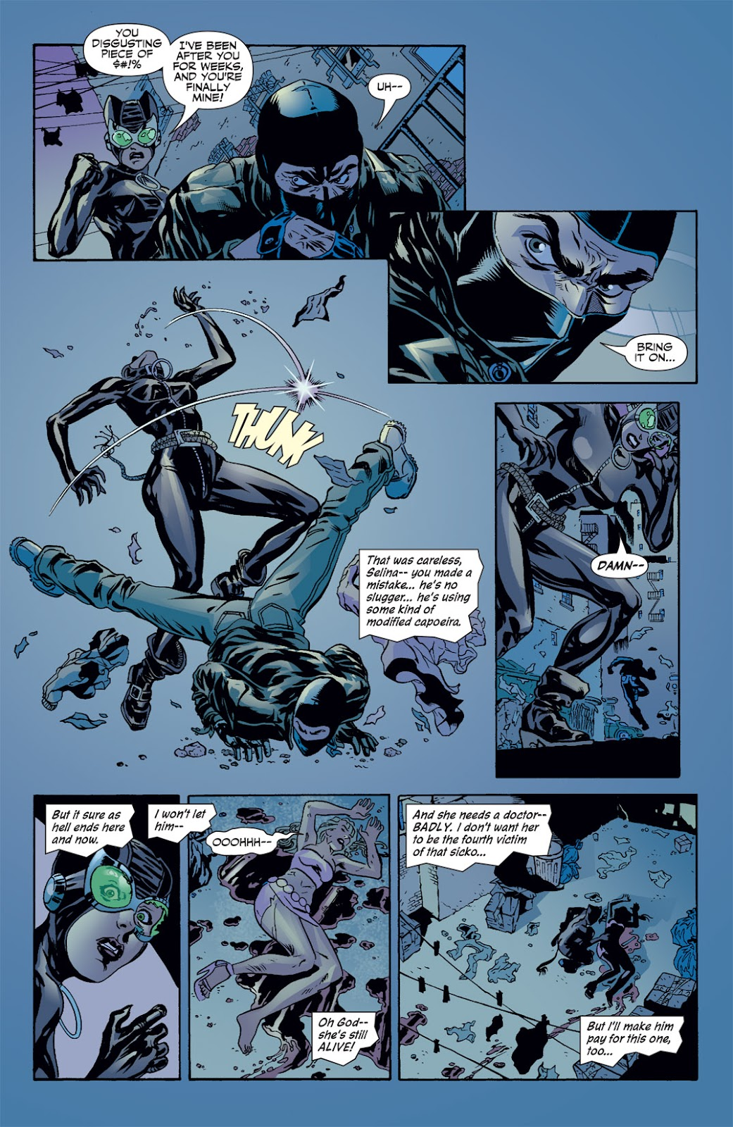 Catwoman (2002) Issue #41 #41 - English 6