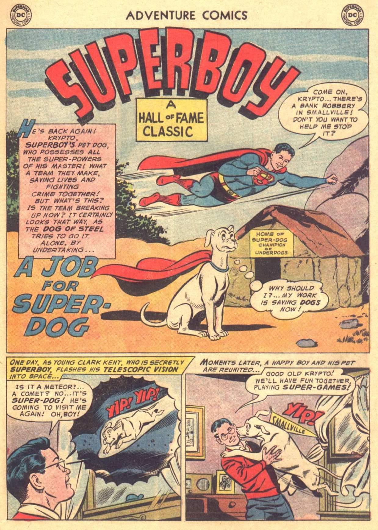 Read online Adventure Comics (1938) comic -  Issue #330 - 22