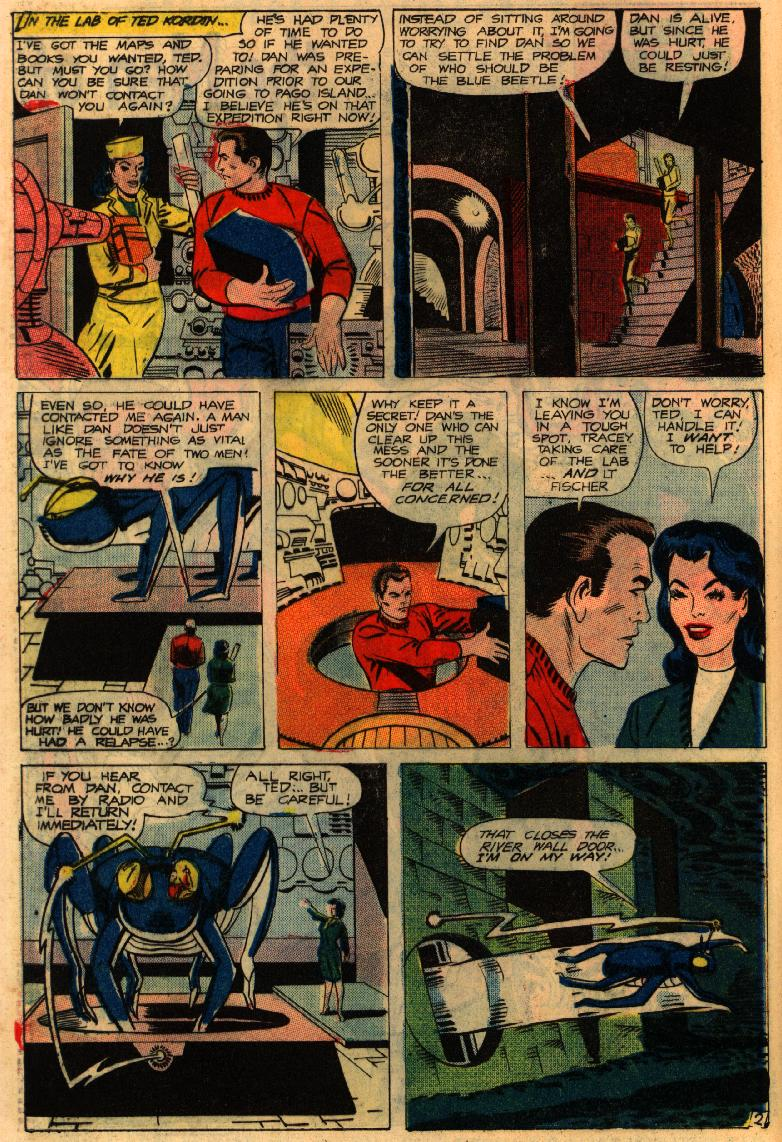 Blue Beetle (1967) issue 4 - Page 4