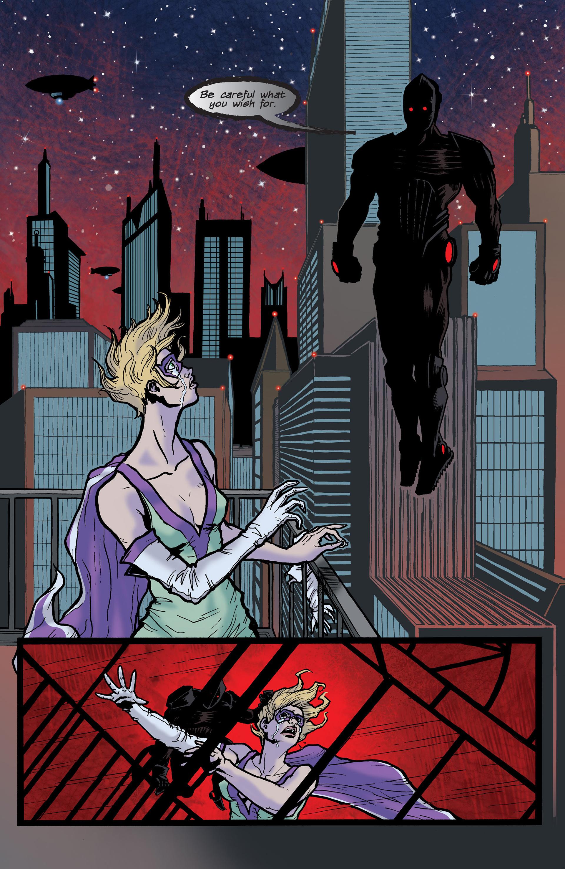 Read online Birth of Venus comic -  Issue #1 - 20