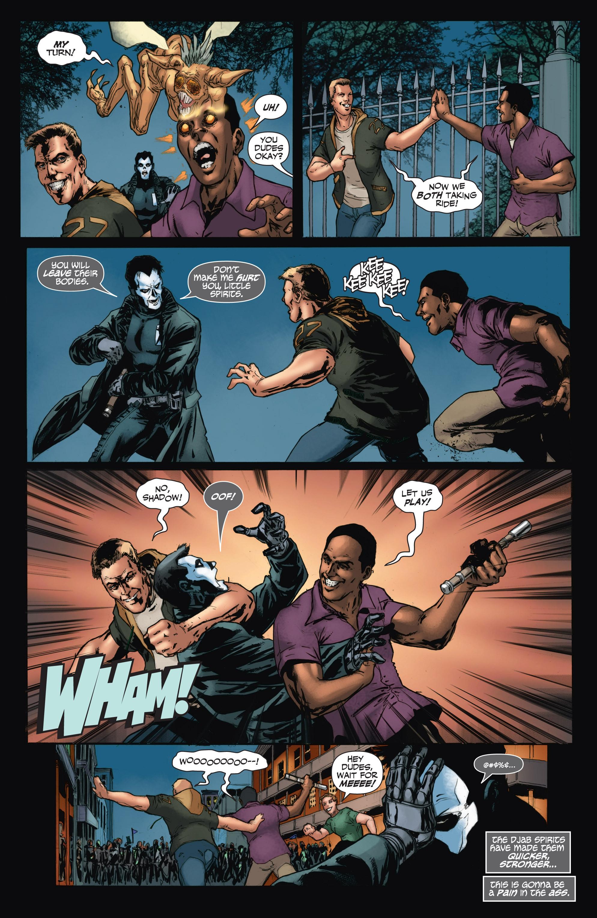 Read online Shadowman (2012) comic -  Issue #11 - 12