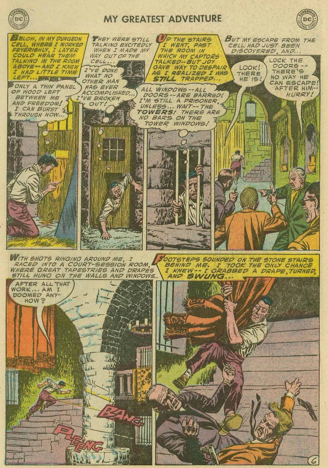 My Greatest Adventure (1955) issue 5 - Page 8