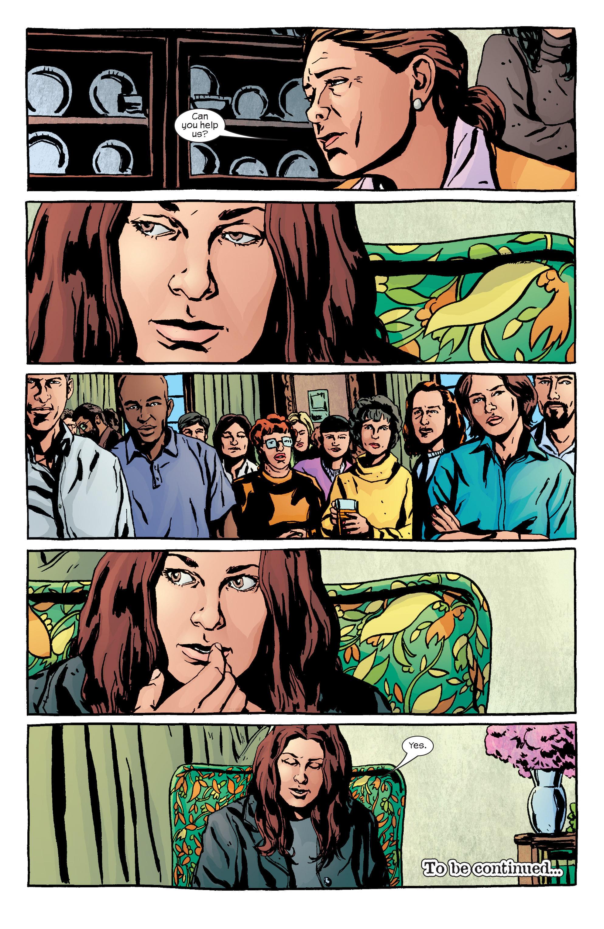 Read online Alias comic -  Issue #24 - 21