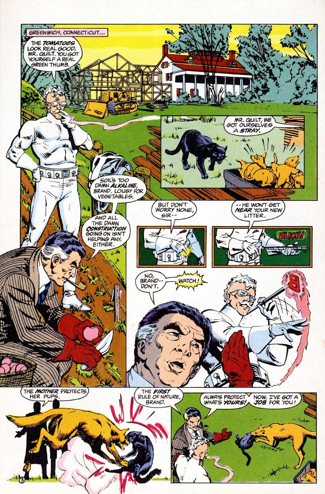 Vigilante (1983) issue 1 - Page 4