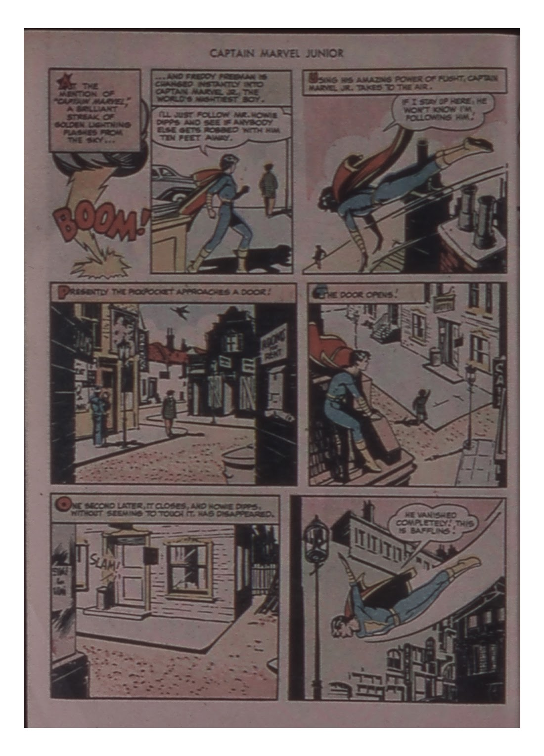 Captain Marvel, Jr. issue 81 - Page 42