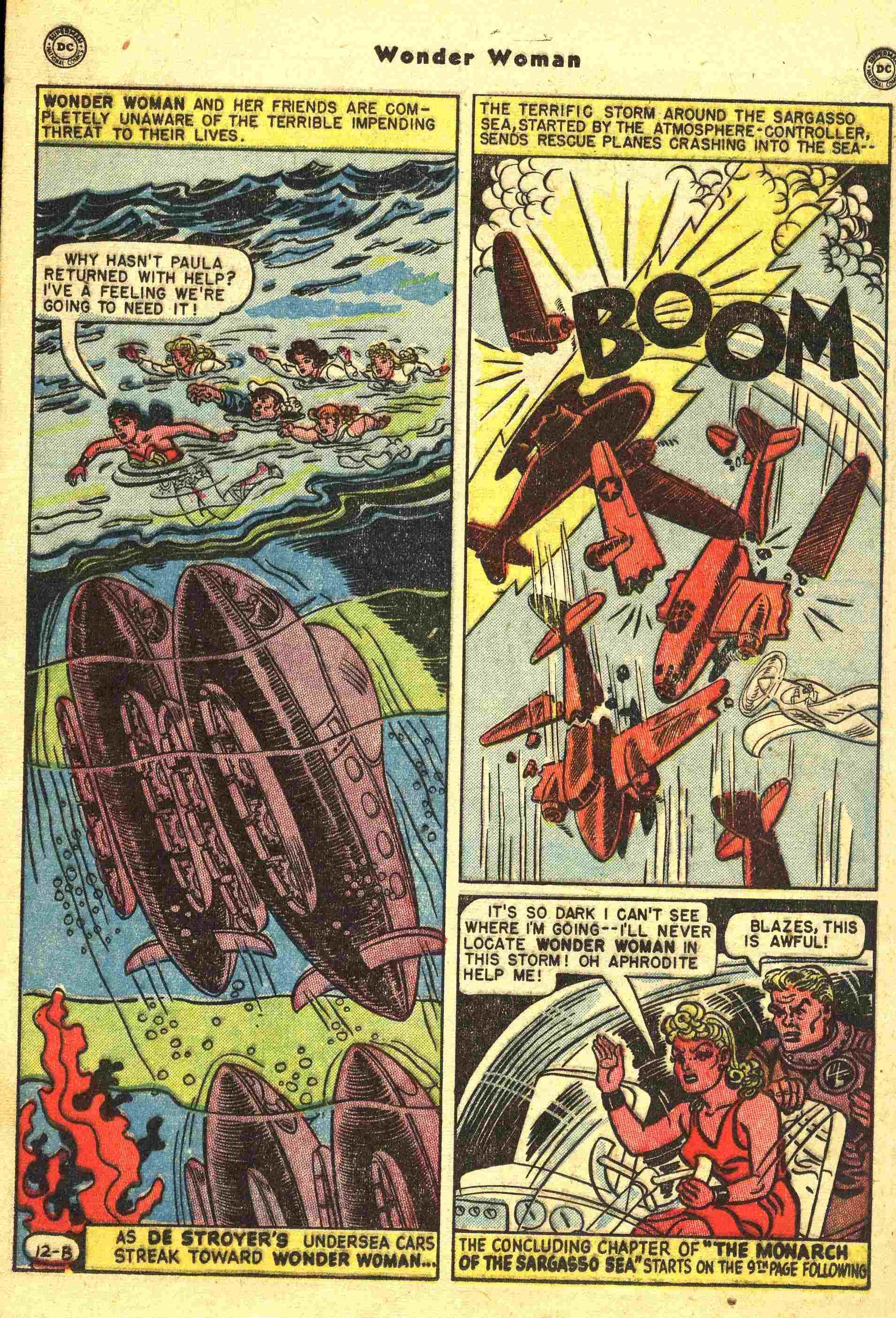 Read online Wonder Woman (1942) comic -  Issue #44 - 25