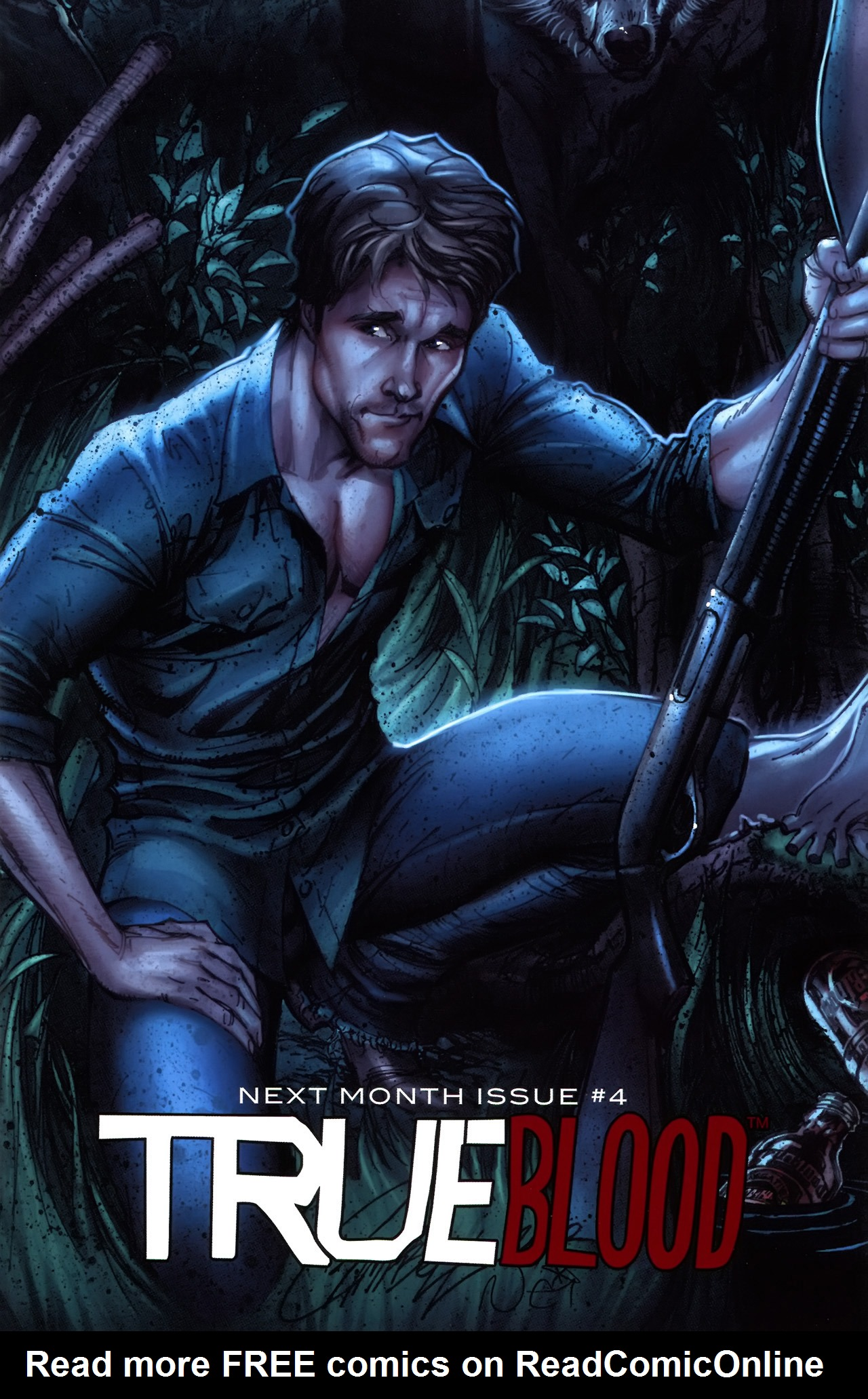 Read online True Blood: Tainted Love comic -  Issue #3 - 26