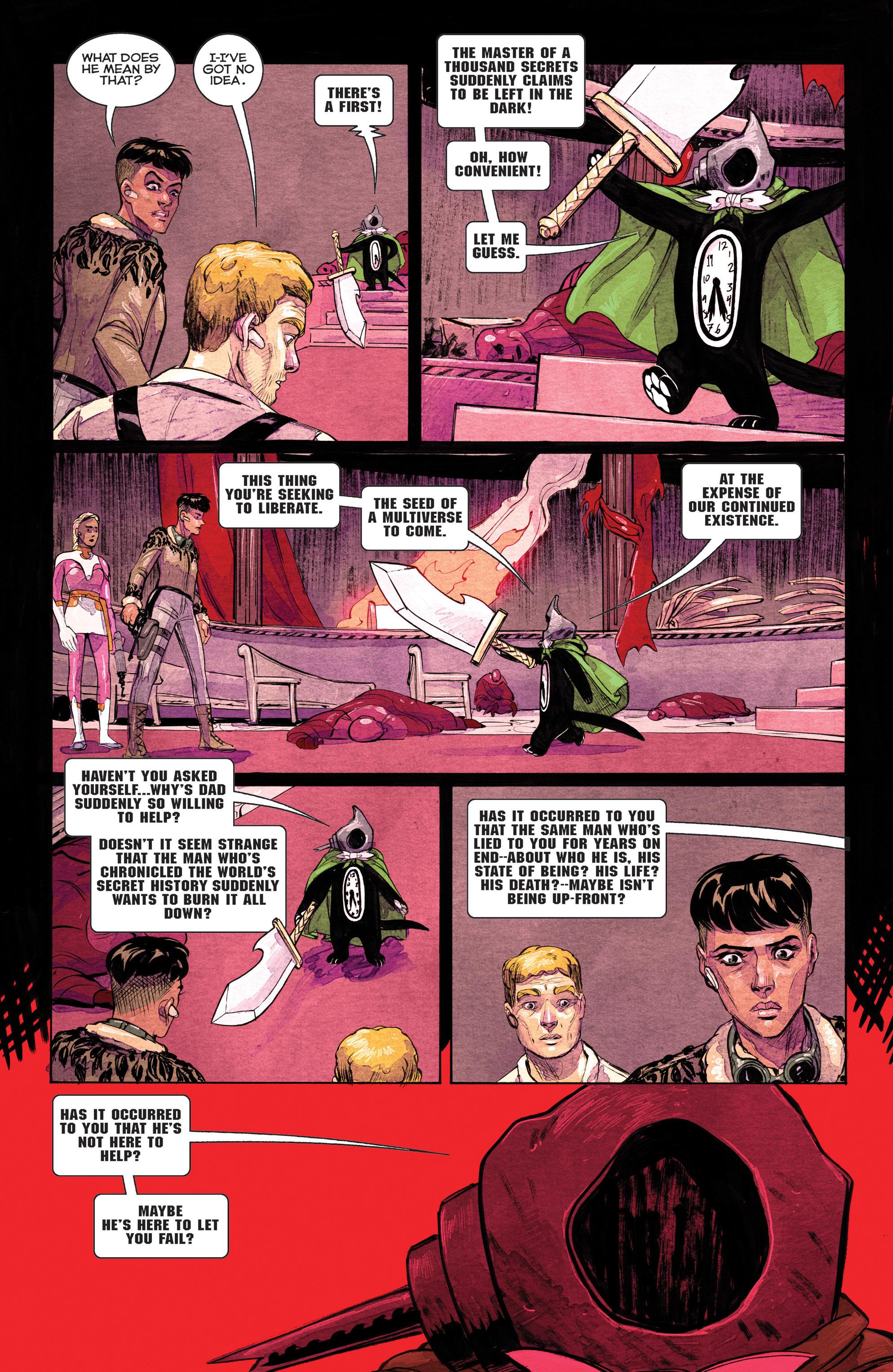 Read online Shutter comic -  Issue #26 - 8
