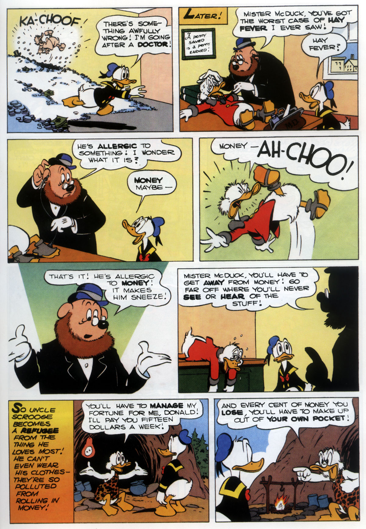 Read online Uncle Scrooge (1953) comic -  Issue #333 - 25