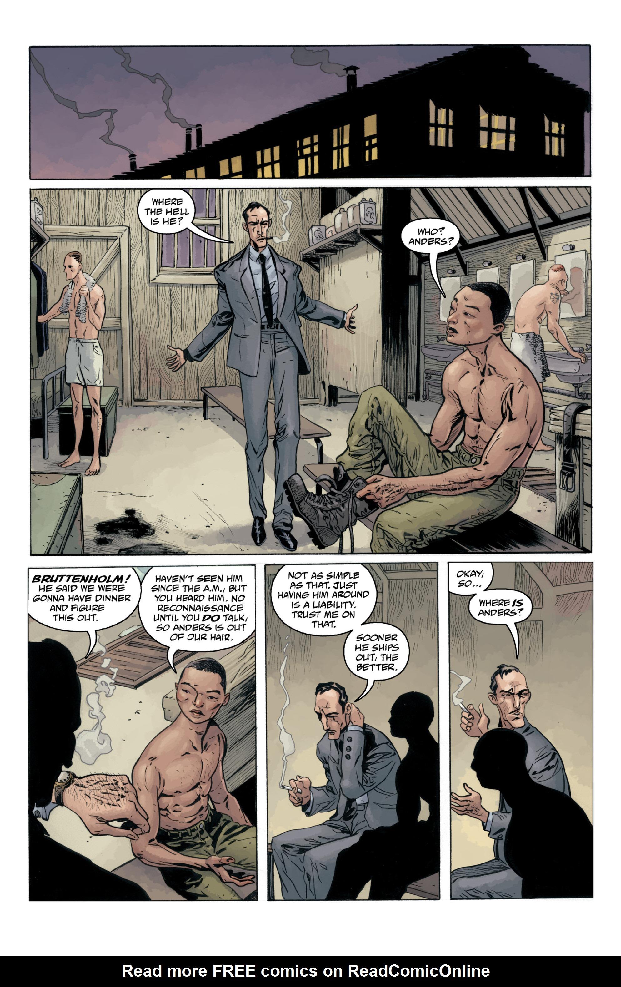 Read online B.P.R.D.: 1948 comic -  Issue # TPB - 49