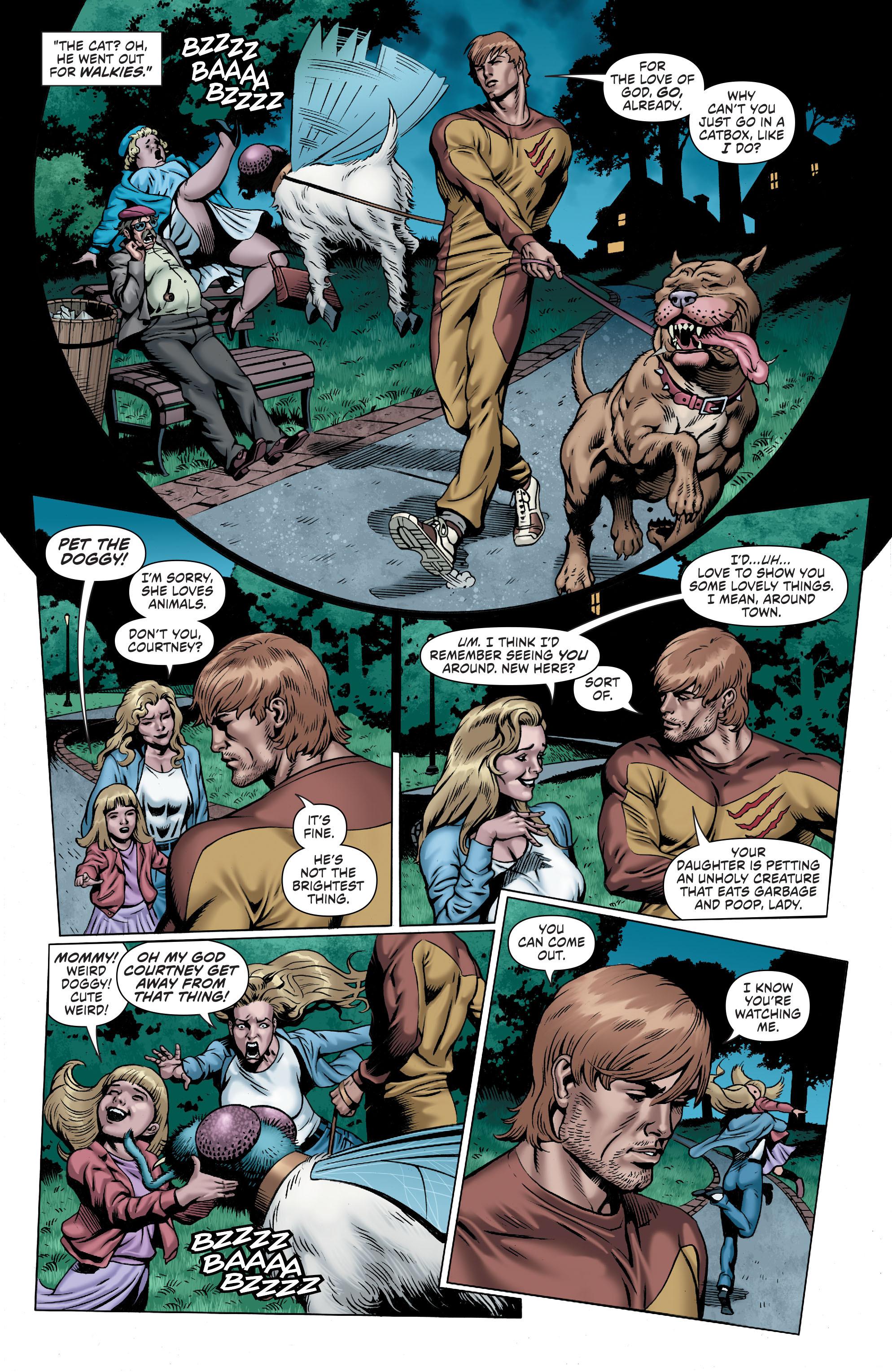 Read online Secret Six (2015) comic -  Issue #11 - 5