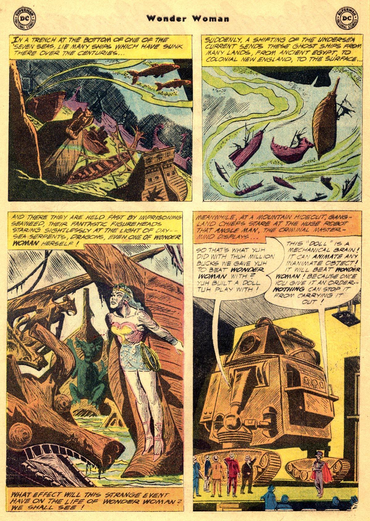 Read online Wonder Woman (1942) comic -  Issue #115 - 4