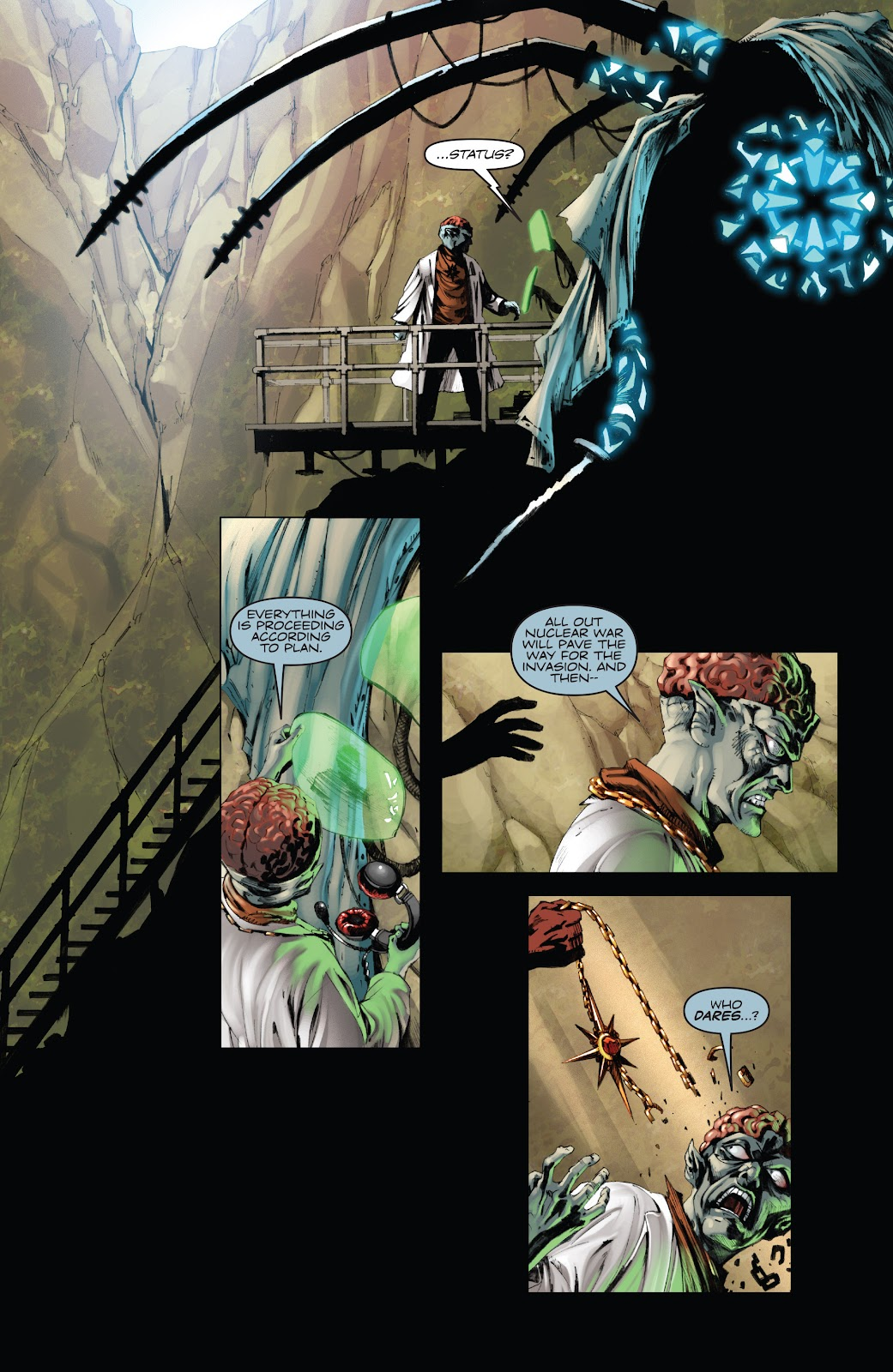 Read online Codename: Action comic -  Issue #5 - 16
