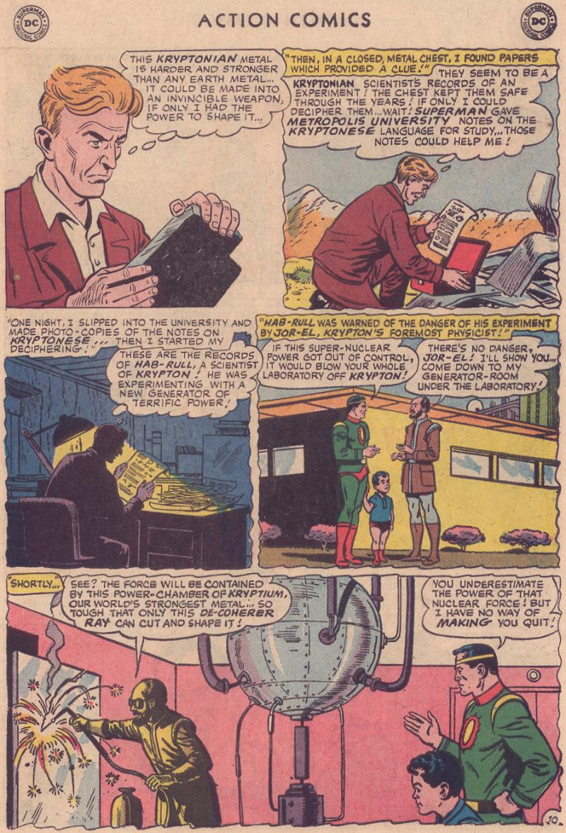 Read online Action Comics (1938) comic -  Issue #329 - 15