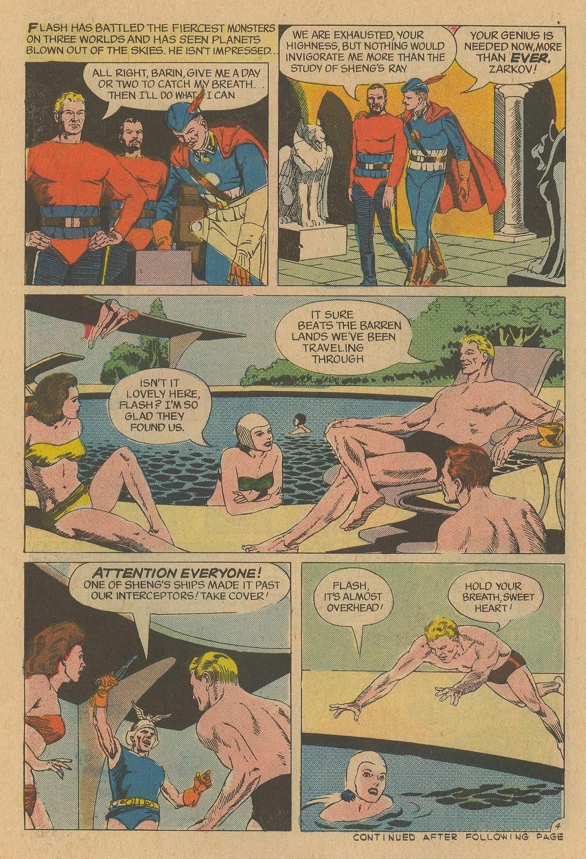 Flash Gordon (1969) issue 12 - Page 6