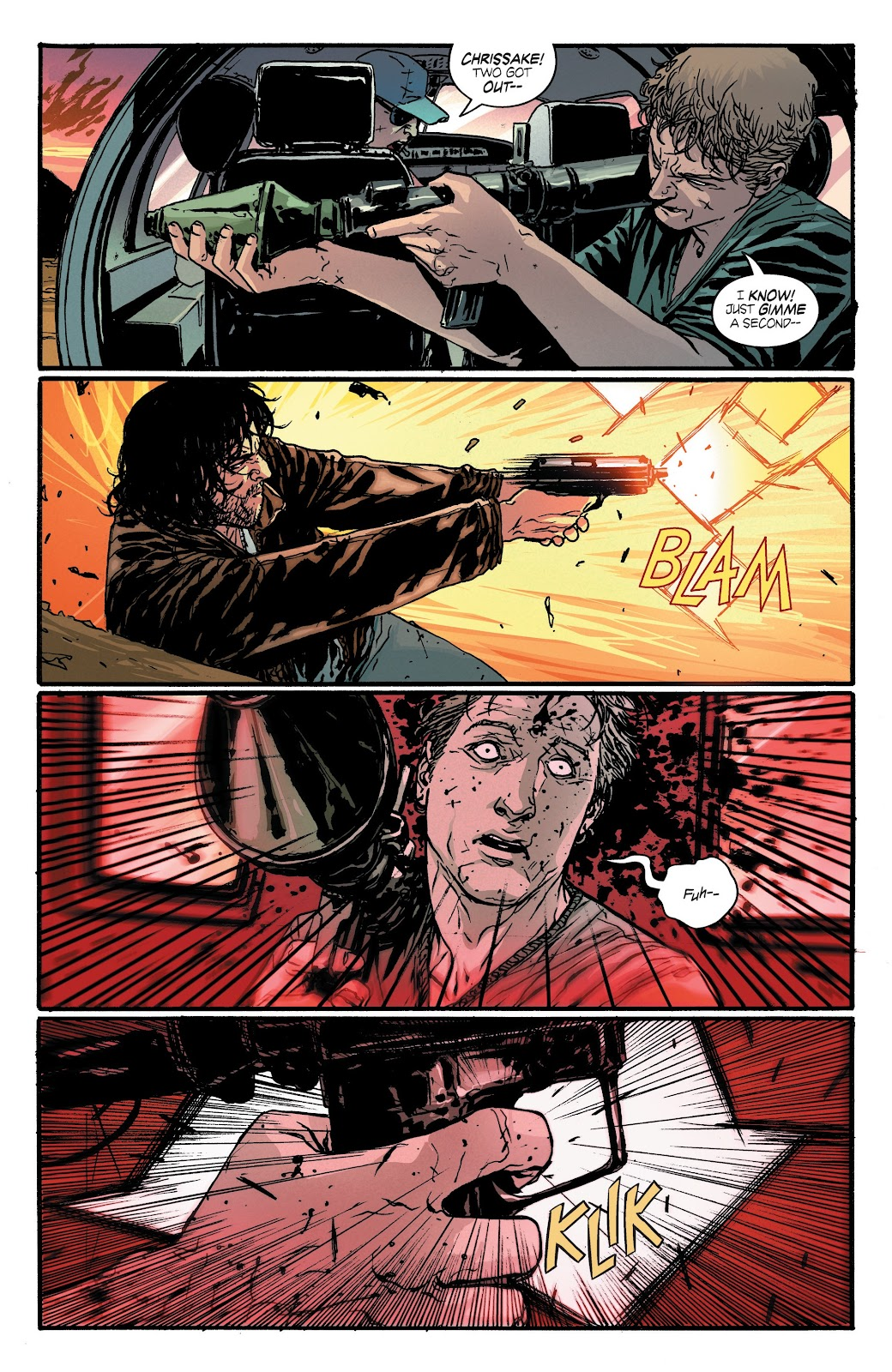 Read online Hardcore comic -  Issue #3 - 14