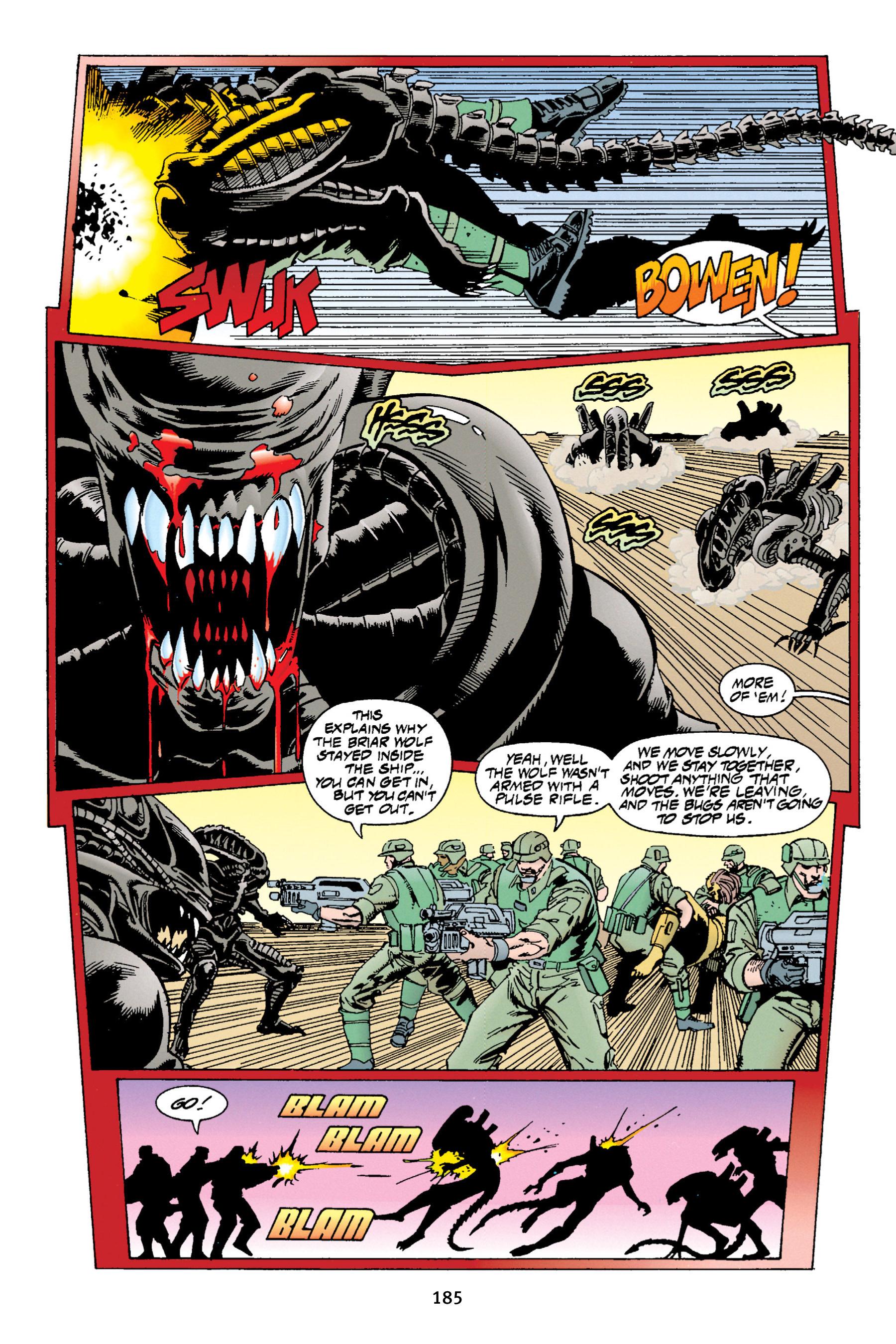 Read online Aliens vs. Predator Omnibus comic -  Issue # _TPB 1 Part 2 - 83