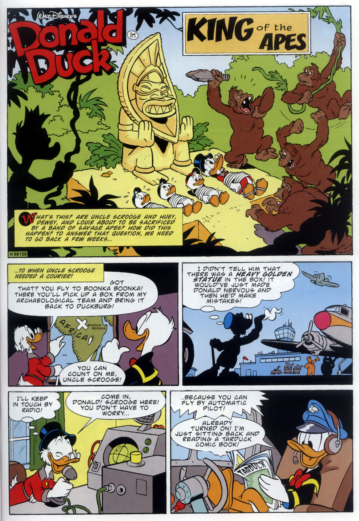 Read online Uncle Scrooge (1953) comic -  Issue #333 - 35