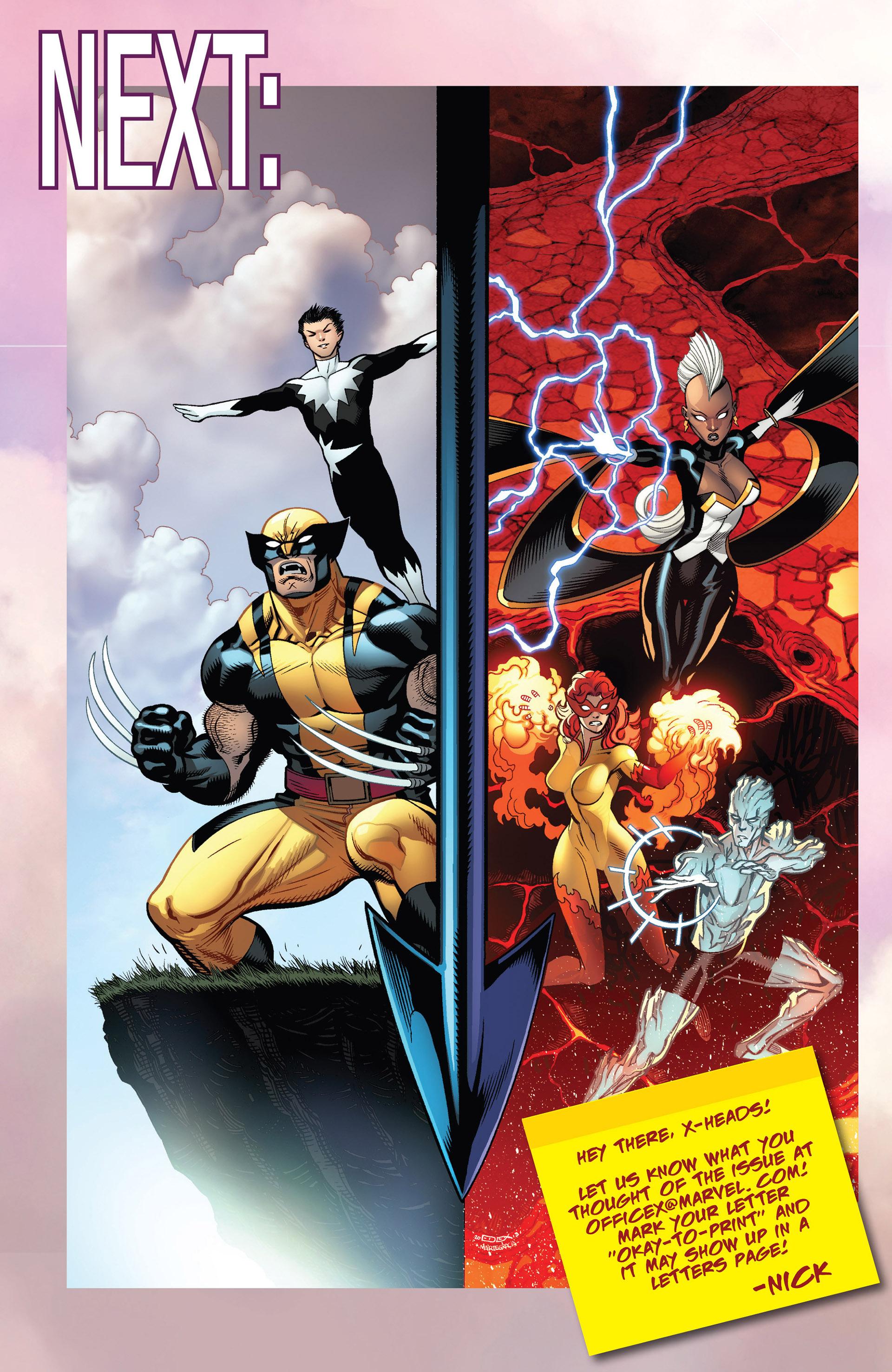 Read online Amazing X-Men (2014) comic -  Issue #1 - 25