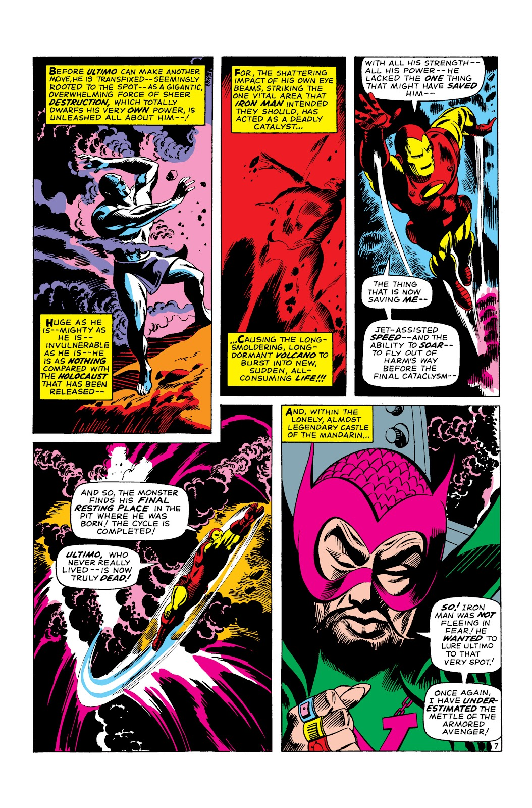 Read online Marvel Masterworks: The Invincible Iron Man comic -  Issue # TPB 3 (Part 3) - 86