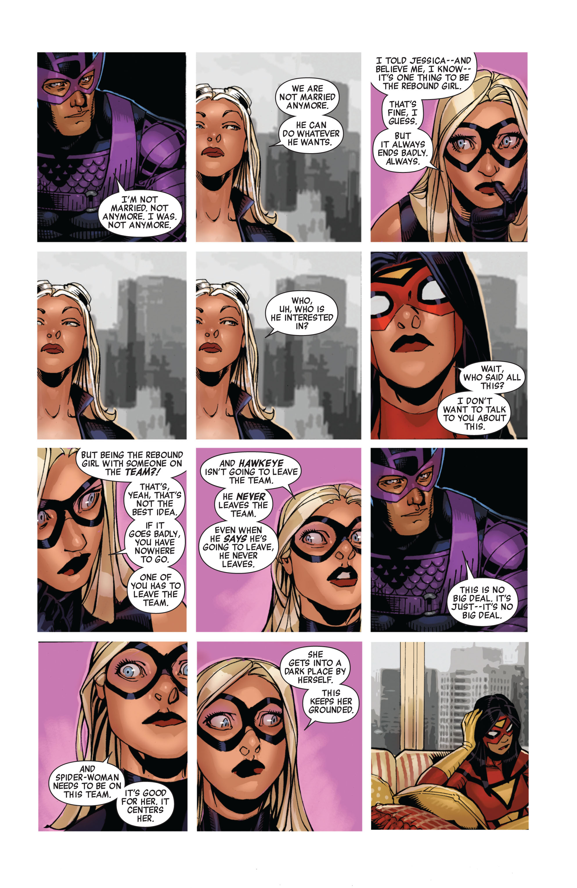 Read online Avengers (2010) comic -  Issue #13 - 15