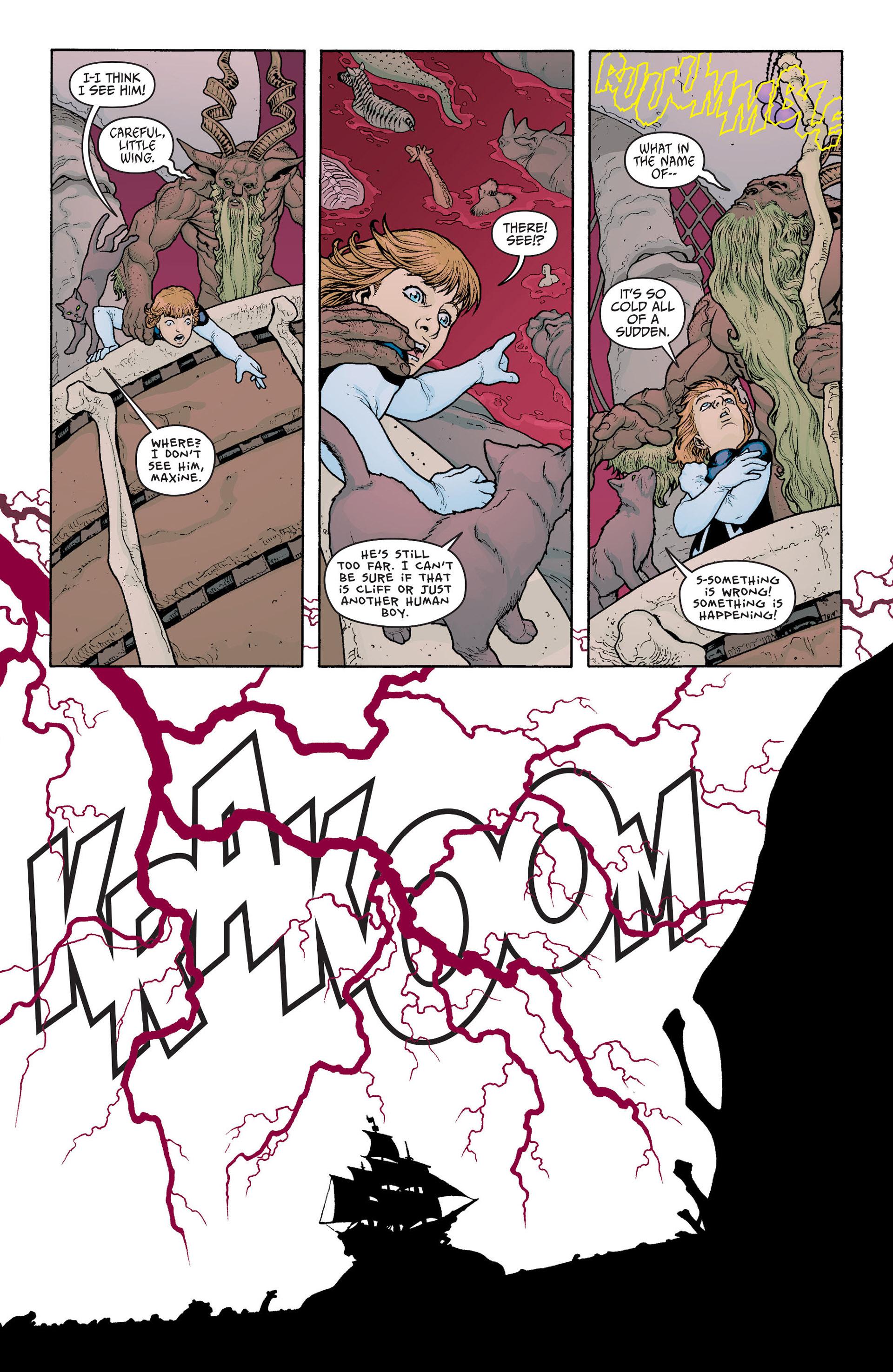 Read online Animal Man (2011) comic -  Issue #23 - 14